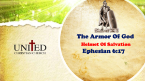 The Armor Of God: Helmet Of Salvation